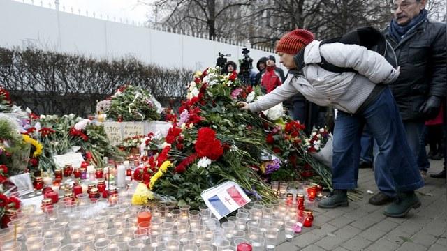 FP: Память о «Норд-Осте» не удержала россиян от упреков в адрес Парижа
