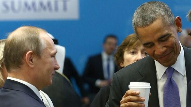 Барак Обама назвал Россию «конструктивным партнером»