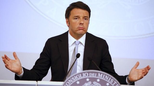 Маттео Ренци: Италия поможет России и США выбраться из «чащи противоречий»