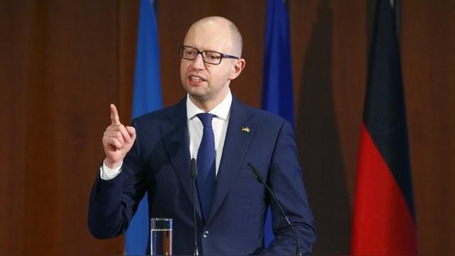 Яценюк: Из-за российского эмбарго Украина потеряет 600 миллионов долларов
