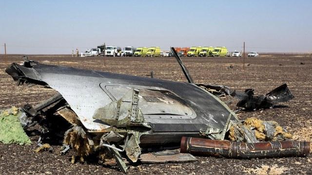 Эксперты New York Times о бомбе с А321: Ничего нового и удивительного
