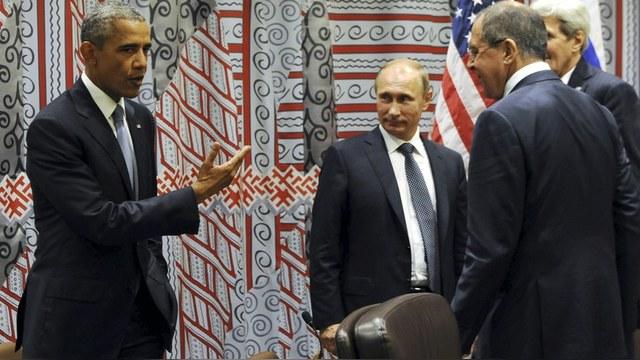 Huffington Post: Нобелевка Путину? Почему бы и нет!