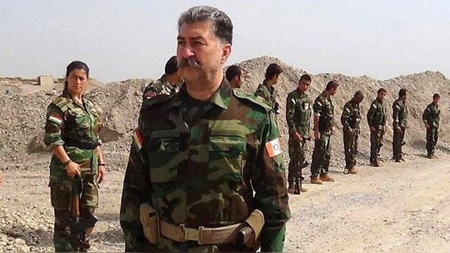 Daily Mail: У курдов свой Сталин, с усами и в форме