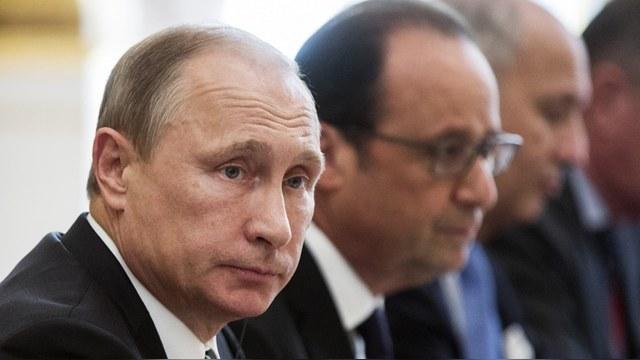 Südwest Presse: Путину пора стать настоящим, а не мнимым борцом с ИГ