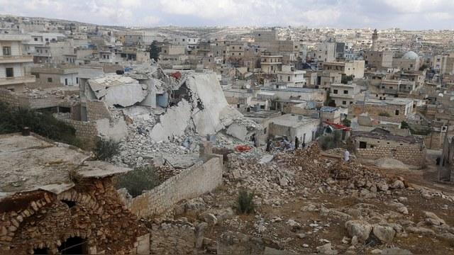 Сирийская НКО: Российские ракеты «За наших» попали не только по террористам