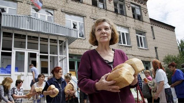 Welt: Немецкие депутаты разгневали Киев гуманитарной помощью Донбассу