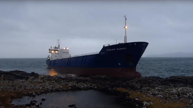Independent: Русский моряк выпил рому и разбил судно об Шотландию
