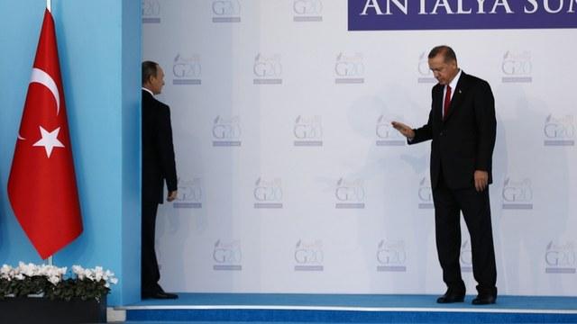 Der Tagesspiegel: Ссора Москвы и Анкары на руку террористам
