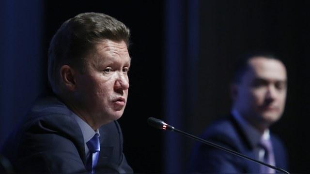 Миллер: Отказ Украины от закупок газа ставит под удар транзит в Европу