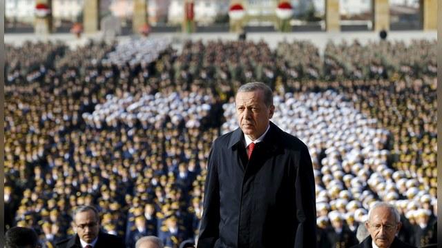 Эрдоган: Путин играет с огнем