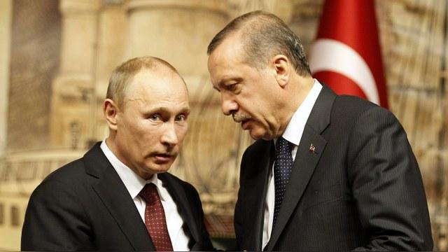 Europe 1: Конфликт «царя Путина» с «султаном Эрдоганом» смешал карты ЕС