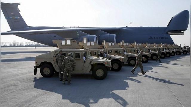 WP: Военная техника США на Украине разваливается на ходу