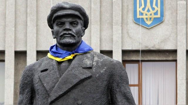 FAZ: Украину «переименовывают» под страхом уголовной ответственности