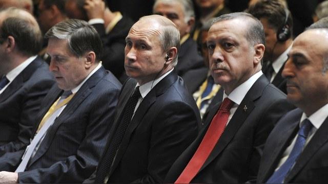 Libération: Царь Путин и султан Эрдоган слишком похожи, чтобы идти на уступки