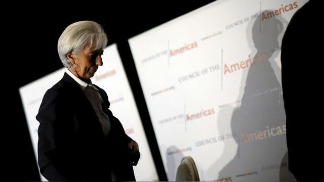 МВФ видит риски для продолжения сотрудничества с Украиной