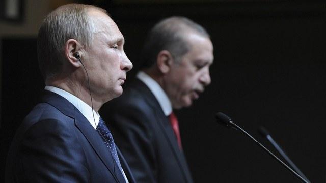 Комментарий: Путин разрывает дружбу с Эрдоганом