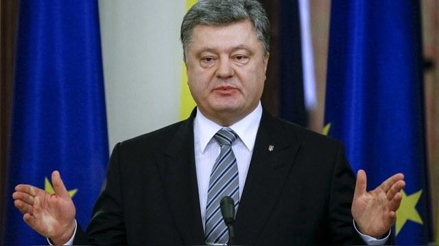 Порошенко: Путин бомбит ИГ, чтобы ослабить Европу