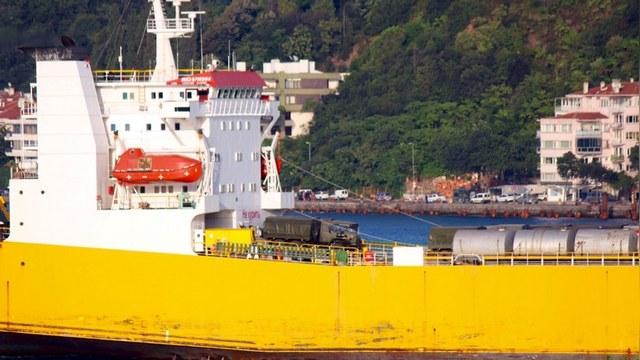 Bloomberg: Турция отпустила три из четырех российских кораблей