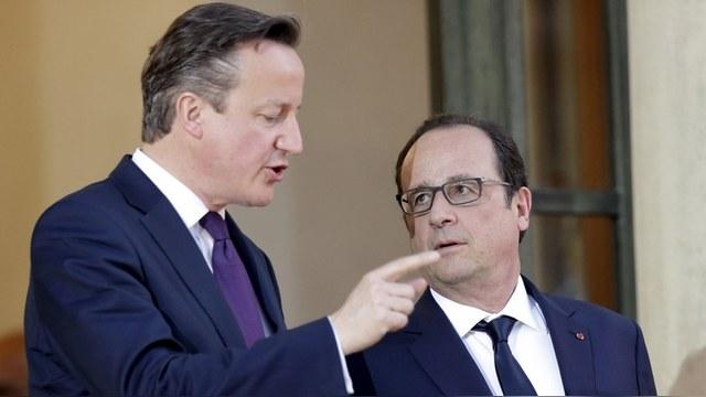 Башар Асад: Военные кампании Лондона и Парижа обречены на провал