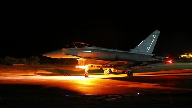 DT: Самолеты Typhoon помогут Британии избежать «столкновений с Россией»