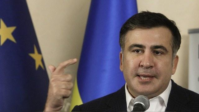 Лiга.net: Саакашвили перечислил главных коррупционеров Украины поименно