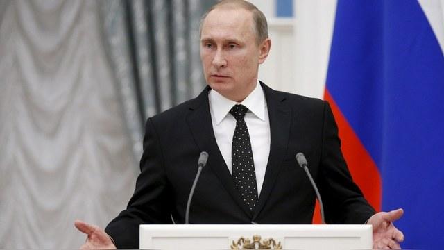 Forbes причислил «непредсказуемого Путина» к главным угрозам 2016 года