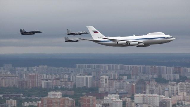 Stern: «Самолет Судного дня» спасет Путина от апокалипсиса