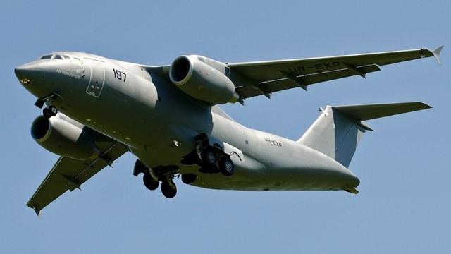 Корреспондент: Новый украинский самолет предлагают назвать «Бандера»