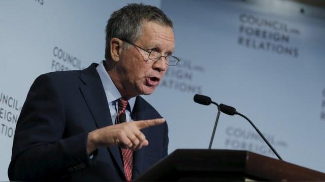 Губернатор Огайо: Будь я президентом – сбивал бы российские самолеты
