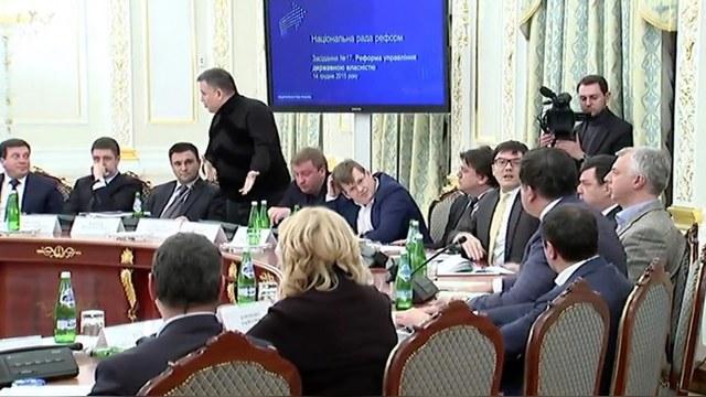 Видео пролило свет на то, как поссорились Арсен Борисович и Михаил Николозович