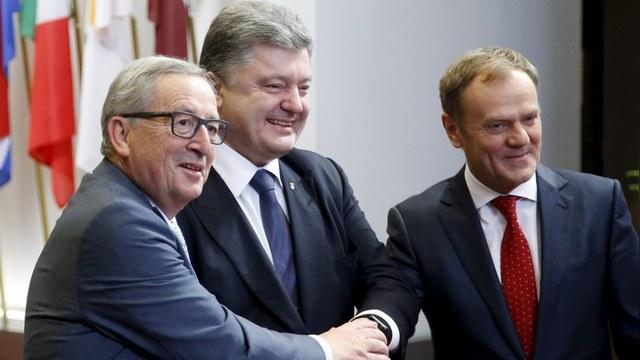 Порошенко: Свобода и европейский выбор стоят того, чтобы порвать с Москвой