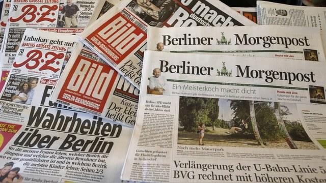 Contra Magazin: Немецкие СМИ лгут о России под дудку Вашингтона