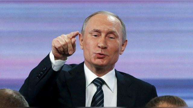 BBC: Путин проехался по Турции в своем репертуаре