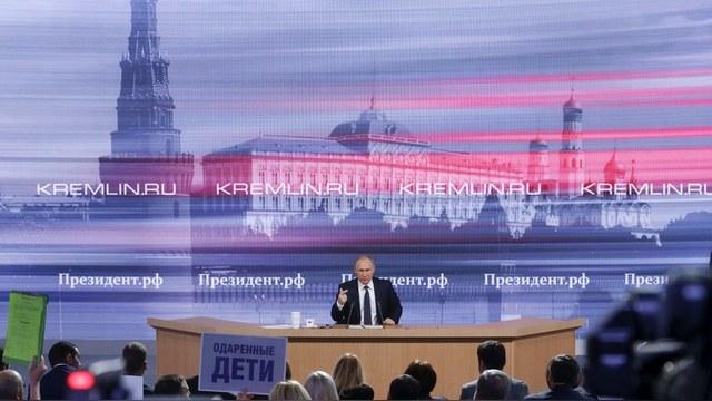 Оптимизм Путина не убедил швейцарскую газету в том, что в России все хорошо