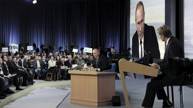 Spiegel: Кремль разыграл очередной спектакль близости власти к народу
