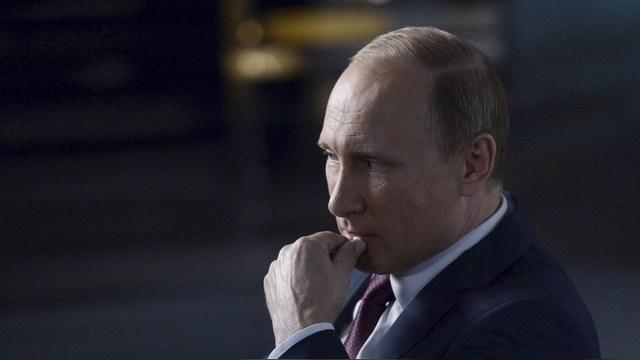 Путин о президенте Турции: «Ничто не вечно под луной»