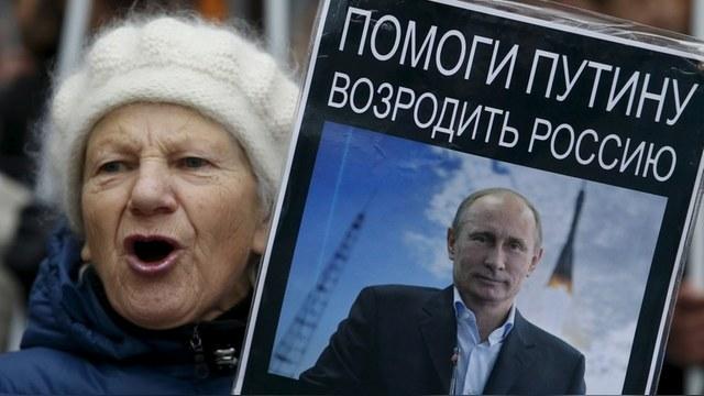 Frankfurter Rundschau: Звезда Путина померкнет через пару кризисных лет