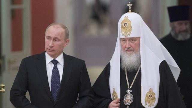 Deutschlandfunk: Единство власти и РПЦ укрепляет «империализм Кремля»