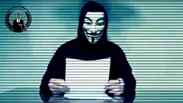 DM: Хакеры Anonymous будут атаковать Турцию, пока та не прекратит связи с ИГ
