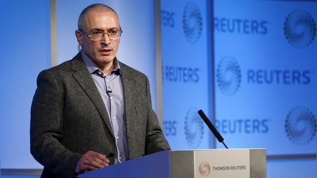 Ходорковский: Путин опасается моего участия в выборах 2016 года