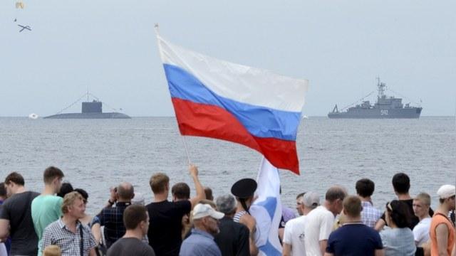 Daily Beast: Флот России вышел из спячки и бросил вызов ВМФ США