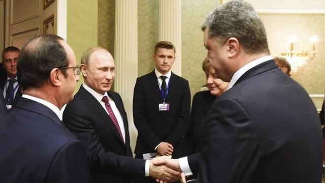 Прогноз основателя Stratfor: В 2016 году Россия и Украина помирятся
