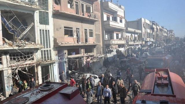 Итоги года от Госдепа: США принесли в Сирию «мир и стабильность»