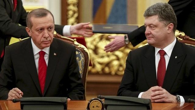 Порошенко и Эрдоган остались без новогодних поздравлений от Путина