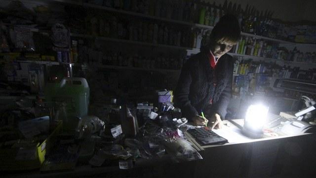 Telegraph: Крым предпочел сидеть во тьме, чем быть частью Украины