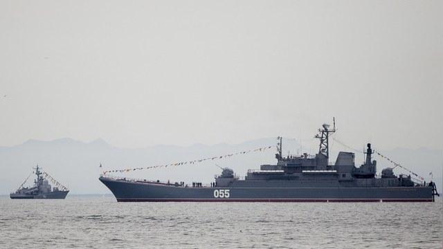National Interest: Ключ к успеху Америки – господство над Россией и Китаем на море