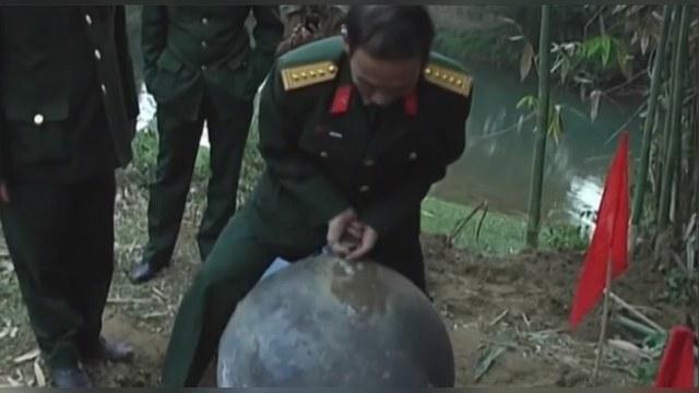 Mashable: Упавшие с неба «русские» шары озадачили вьетнамцев