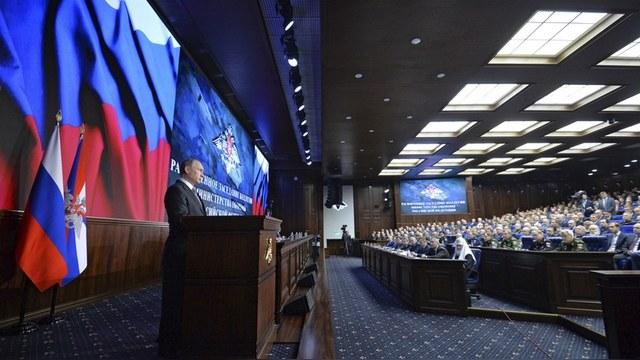 Atlantic: Путин уйдет из Сирии, если США ему подыграют