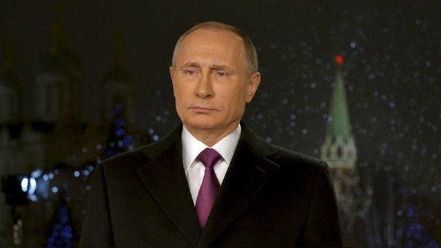 OpEdNews: Путин не мессия, а прагматик и патриот
