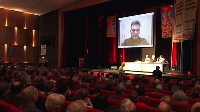 Junge Welt: Командир «Призрака» призвал немцев бороться с фашизмом Киева